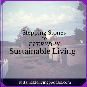 Stepping Stones to Sustainable Living