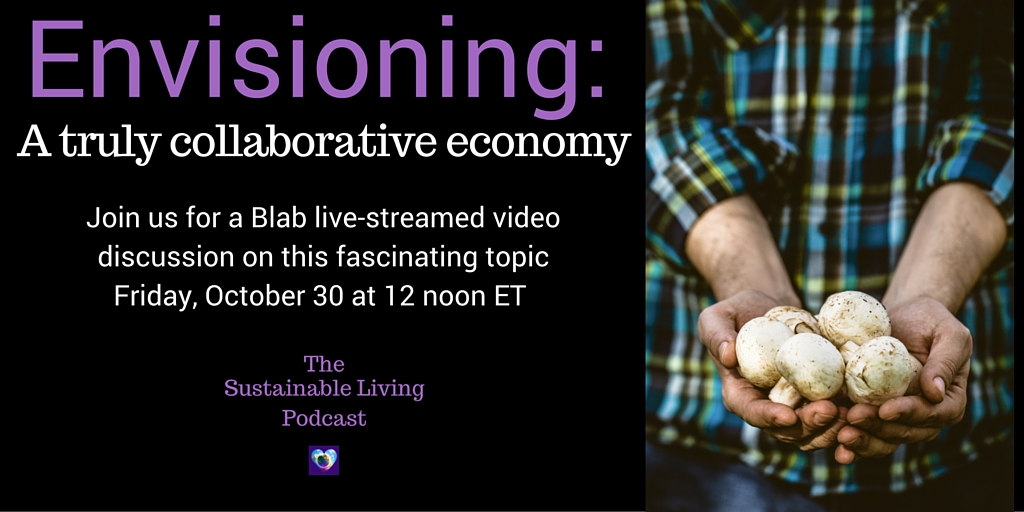 Envisioning a collaborative economy