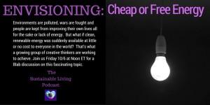 Envisioning- Free Energy