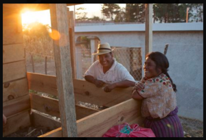 building self-sufficiency in Guatemala
