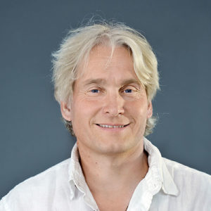 A picture of Uwe Albrecht, the creator of Innerwise
