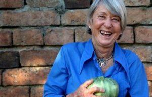 permaculture teacher Rosemary Marrow