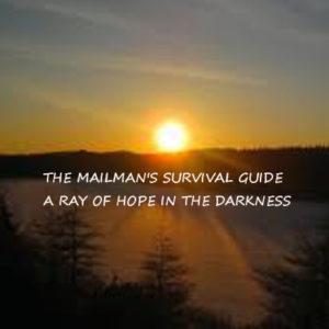 Mailman's podcast depression help