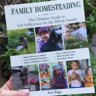 Teri Page – Homesteading with Children