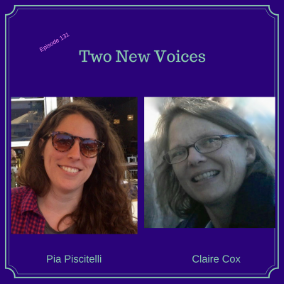 Two New Voices on the Podcast