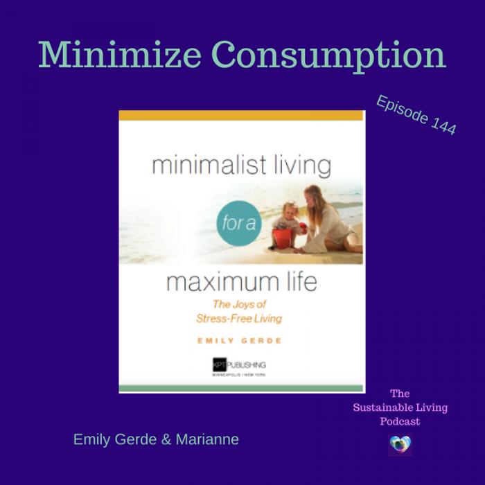 Minimize Consumption